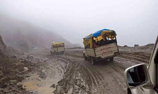 公路总里程世界第二,印度基建超越中国?不是所有的土路都叫公路