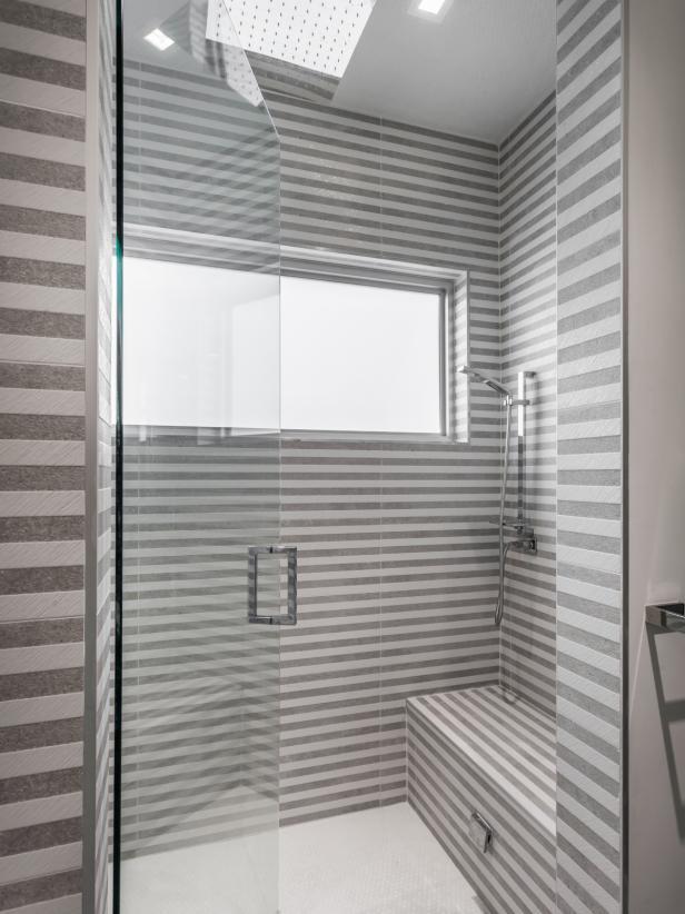 低调奢华的单色调住宅:使用色彩对比和几何设计创造空间焦点