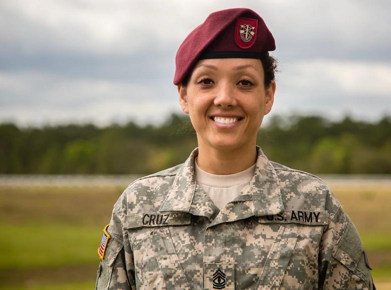 美軍的奇聞軼事:父女都是特種兵,還在綠色貝雷帽的同一部隊當兵