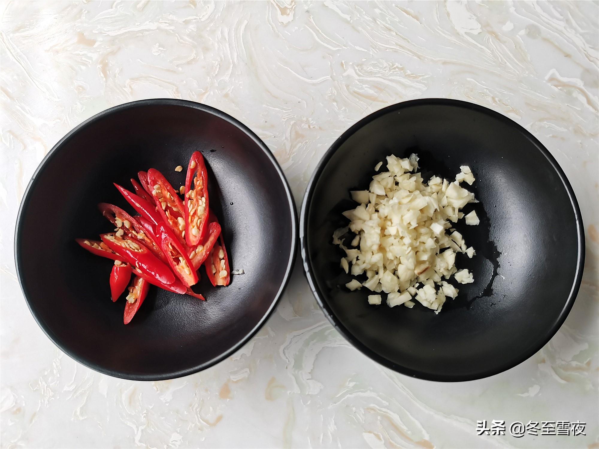 海带丝怎样做吃着脆?只需多做这一步,教你调汁的做法,酸辣爽口 美食做法 第2张
