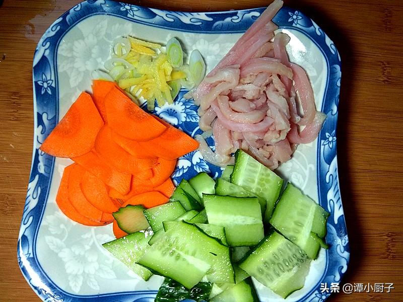 这是道传统鲁菜,淄博这样做,真香 鲁菜 第2张