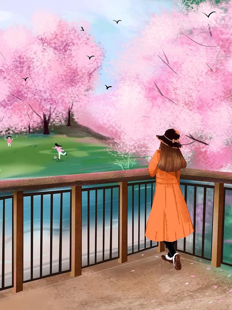 清明 | 梨花风起,思念随风化雨