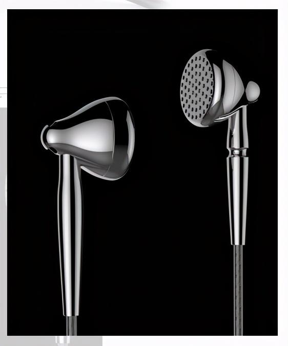 半入耳式耳机戴法图解(半入耳式耳机容易滑落)