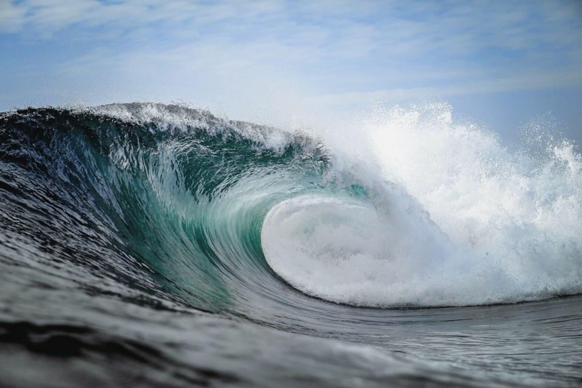 摄影 | 我拍摄了澳大利亚海岸线上看不见的海洋瞬间