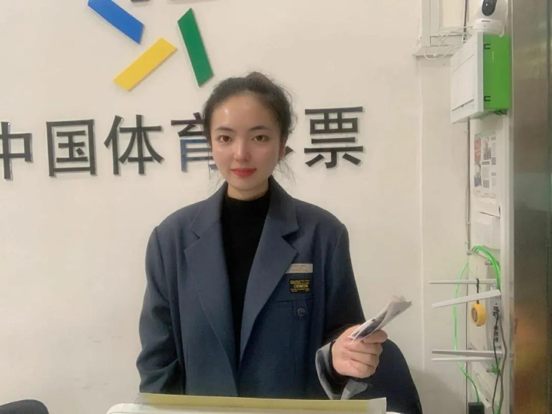 李怡然:体彩生力军之时尚女王