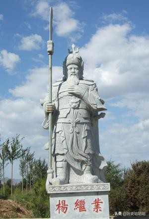 历史上真实的杨家将:出了三代名将,个个威震敌国