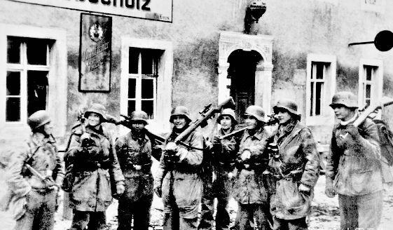 諾曼底德軍狙擊手的瘋狂:一支98K可以壓制盟軍一個排
