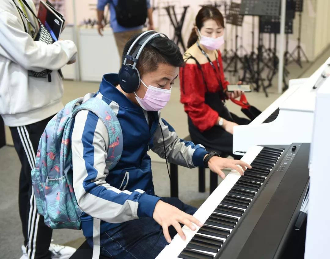 2020上海乐器展收官|美得理展台精彩回顾