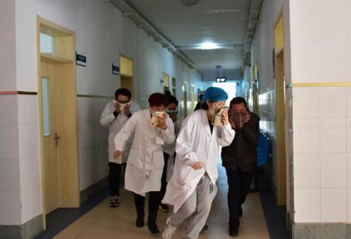 江苏盐城市盐都区中西医结合医院落实春季安全生产大检查