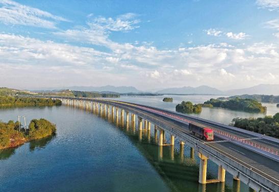 国内最美水上公路,江西九江就占了俩