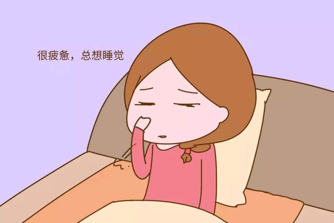 受精卵着床也会有感觉,怀孕刚着床的6个反应