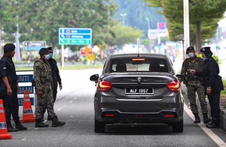 疫情暴发以来 马来西亚共有137名警员和家属感染新冠病毒