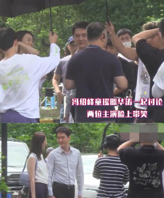 跟赵丽颖离婚3个月后,冯绍峰满脸笑容状态大好