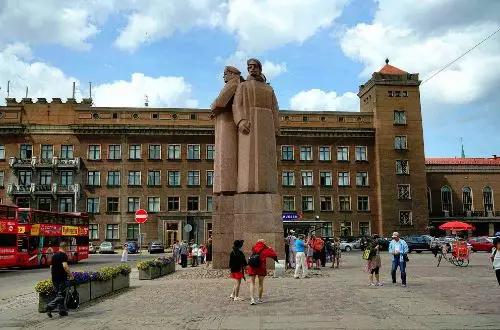 「国别概况」快速了解拉脱维亚--投资环境