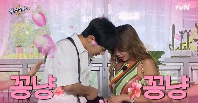 Jessi告白:总有一天要啵啵李相烨,刘在石堂皇全昭旻助攻