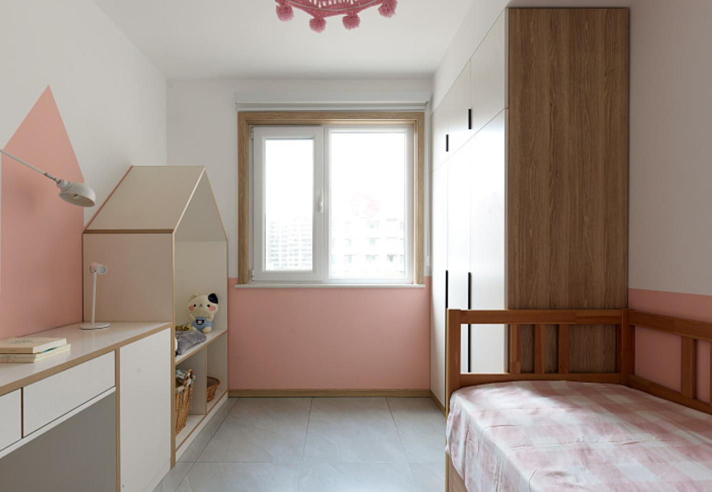为了孩子,她舍弃客厅沙发,将全屋规划的超合理,很值得借鉴