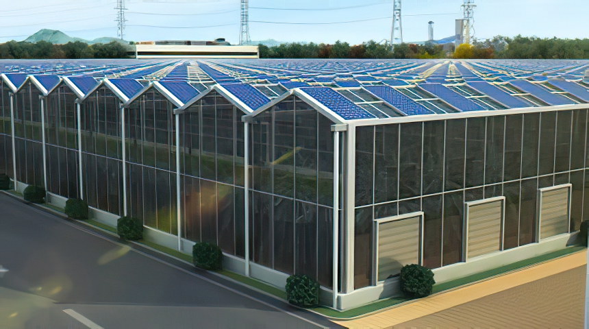 光伏温室大棚及其优点