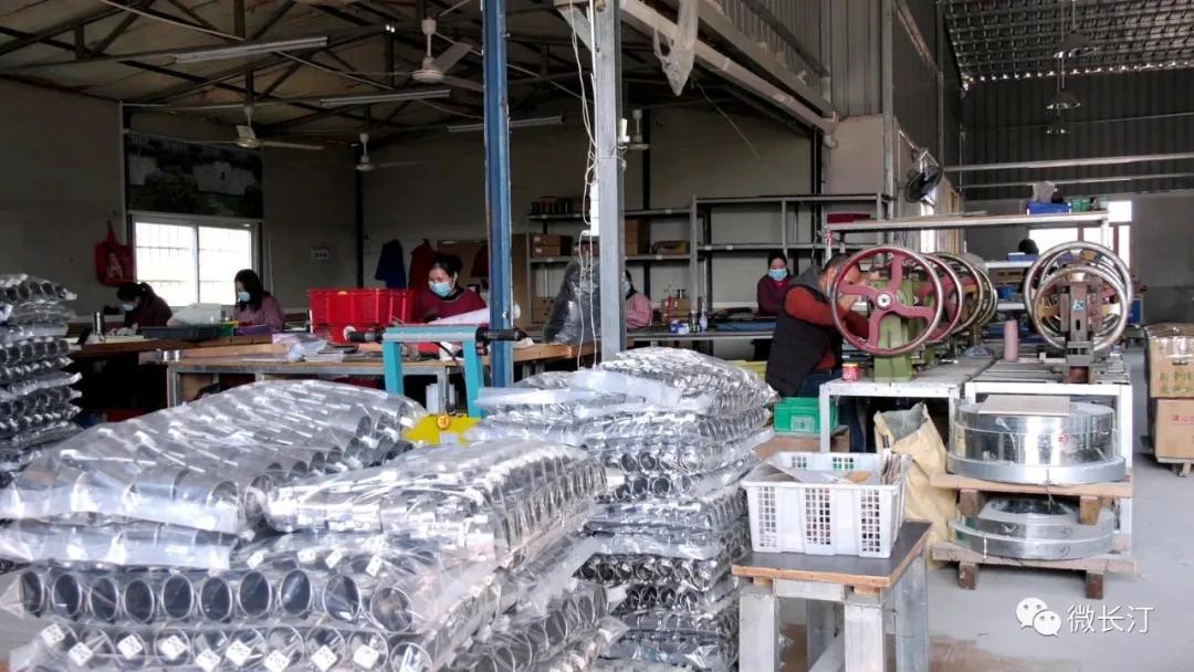 长汀县新桥镇湖口村:产业多点开花促振兴