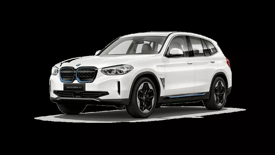 创新纯电动BMW iX3 向美好生活满电待发