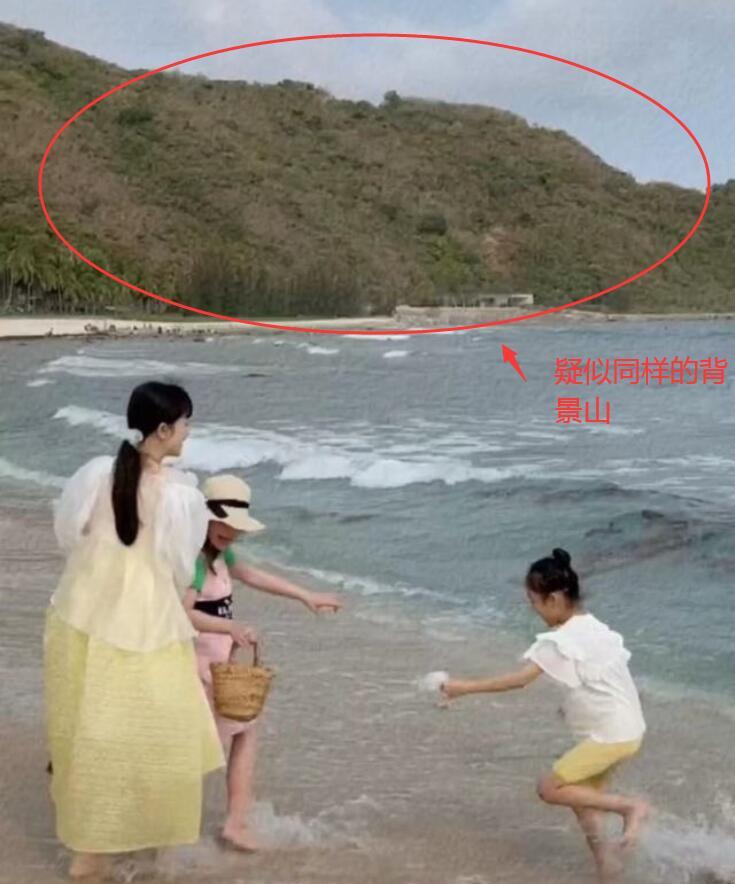 又传复合?李小璐辟谣新恋情后,晒疑似贾乃亮同行的海边游玩视频