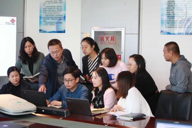 匠心网络 口碑服务 --济南联通创新工作室紧跟数字化转型步伐