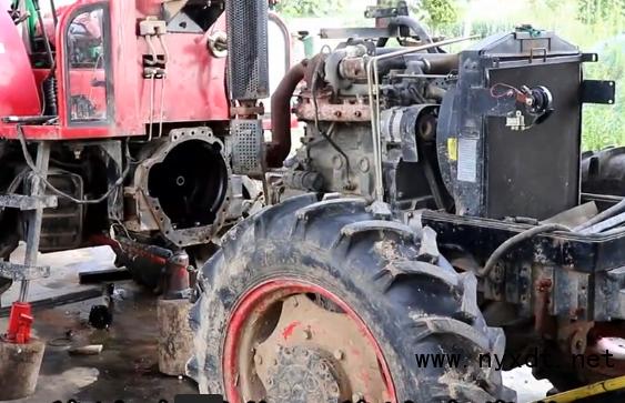 农机技术:农业机械维修中九大注意事项
