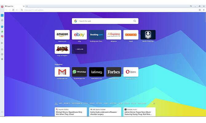 国内的5种Chrome浏览器最佳替代品