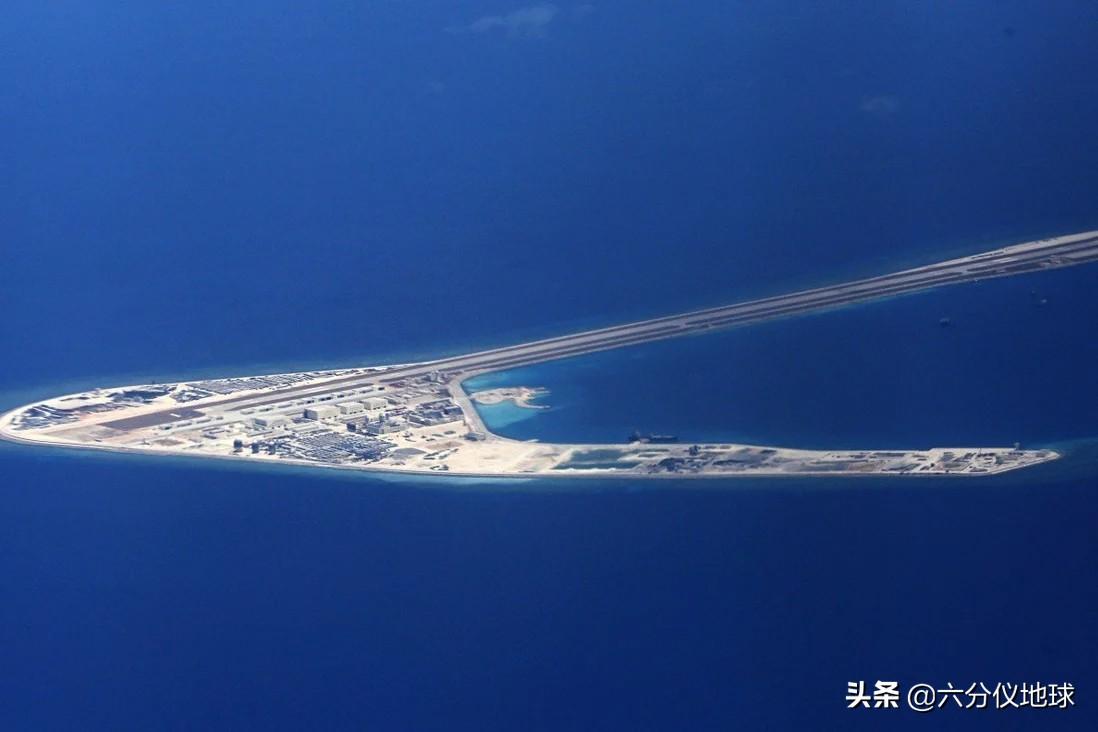 中国凭借南沙群岛的C4ISR系统而对美国享有情报和通讯优势