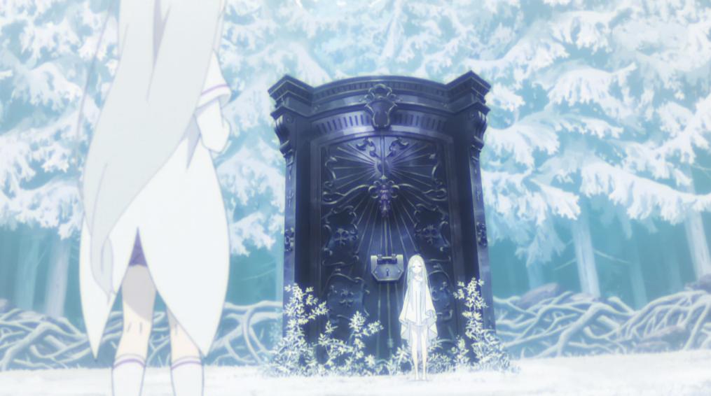 虛飾魔女潘多拉出現,愛蜜莉雅父母死亡和她有關,權能太BUG