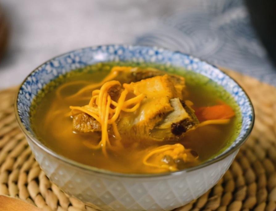 春天多喝汤,教你4种润燥汤,做法简单,做好口感鲜香,营养滋补 美食做法 第2张