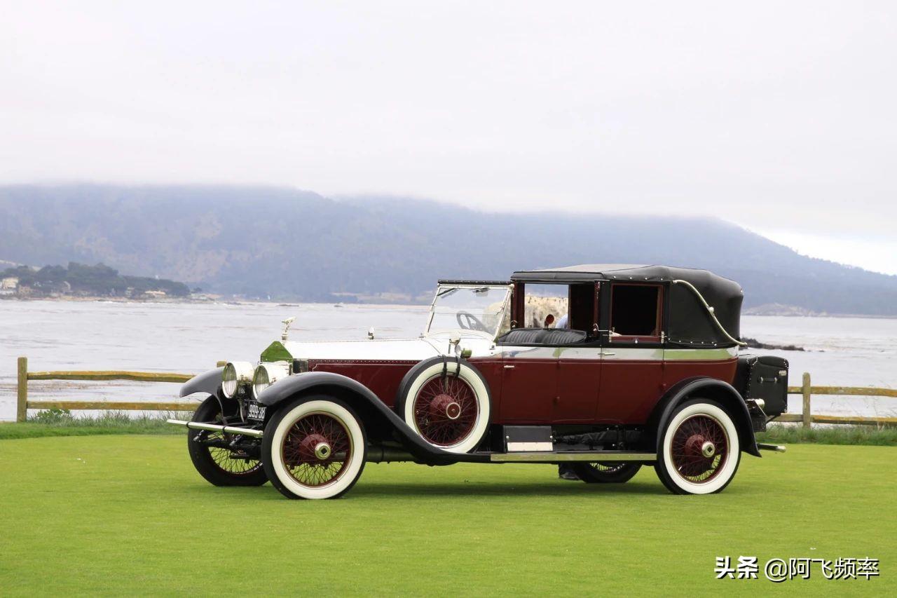 世界上最好的汽车,来自美国的劳斯莱斯古思特