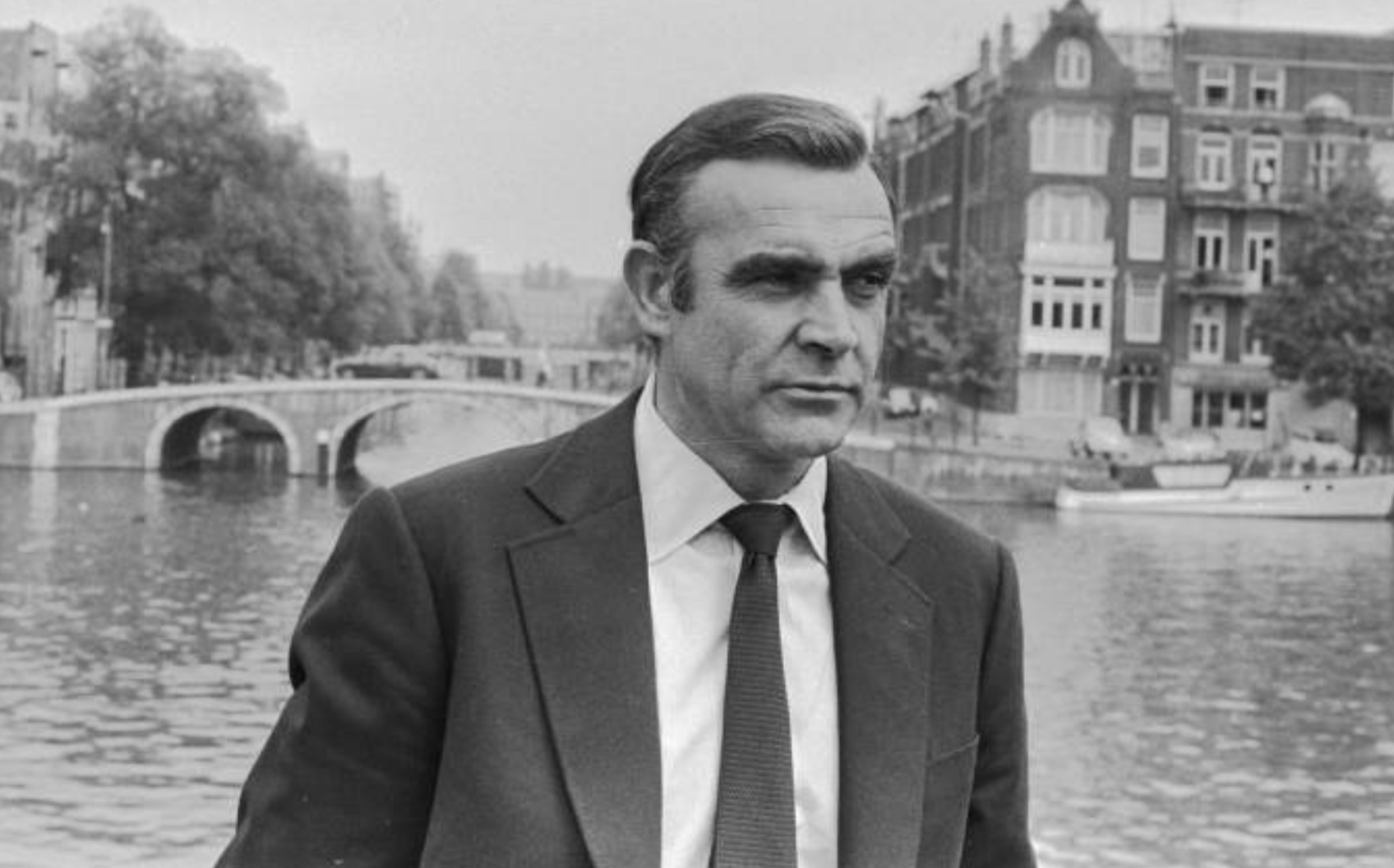 初代007饰演者肖恩·康纳利离世,享年90岁