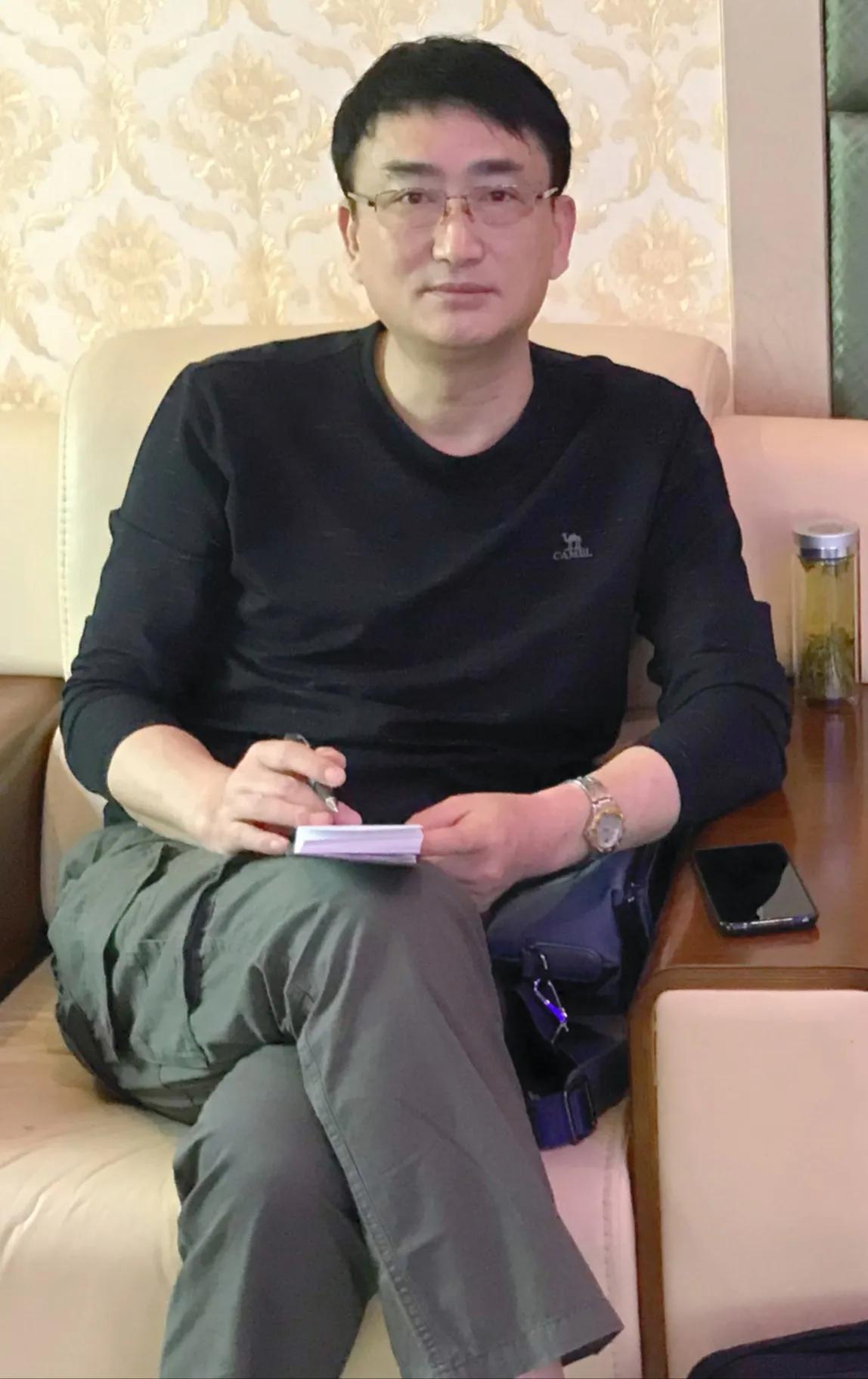随笔 ‖ 周淮民:一位未曾谋面的记者朋友