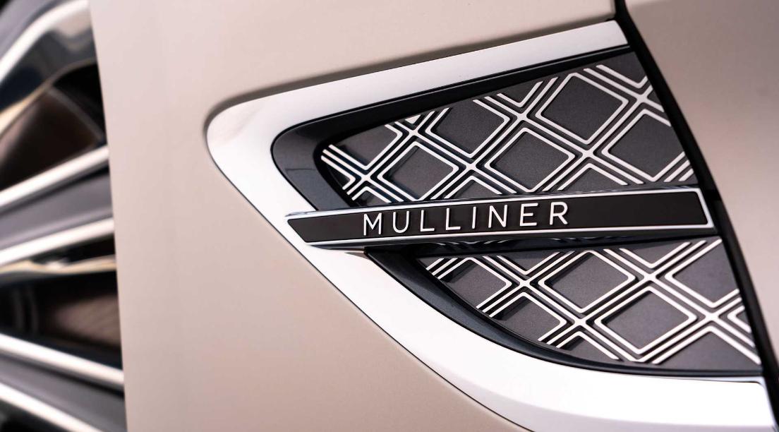 宾利欧陆GT Mulliner Coupe官图发布