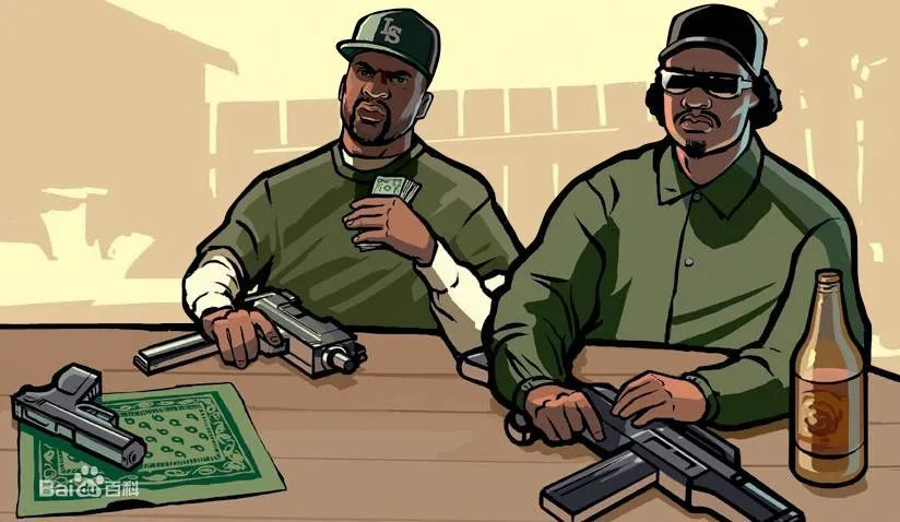 GTA是你第一次接触街头文化的入口