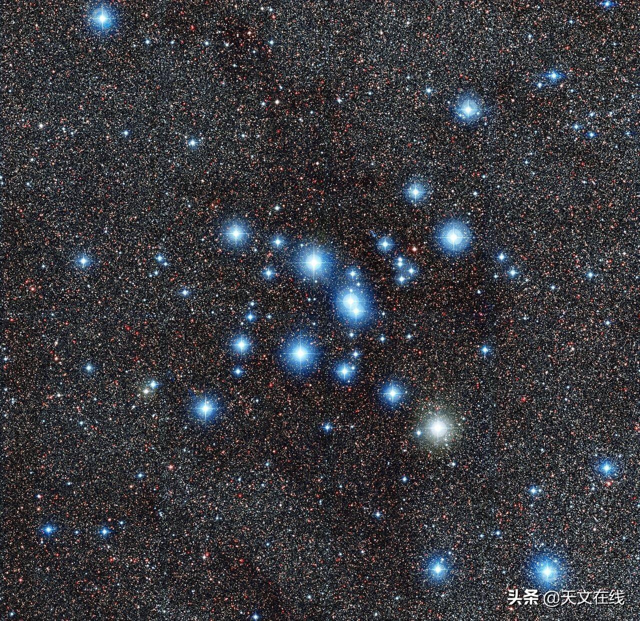 6张欧洲南方天文台拍摄的高清美图,带你领略宇宙之美