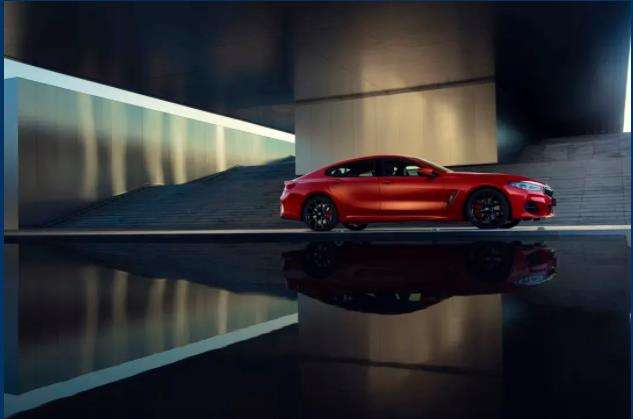 全新BMW 8系烈焰典藏版 才高8斗