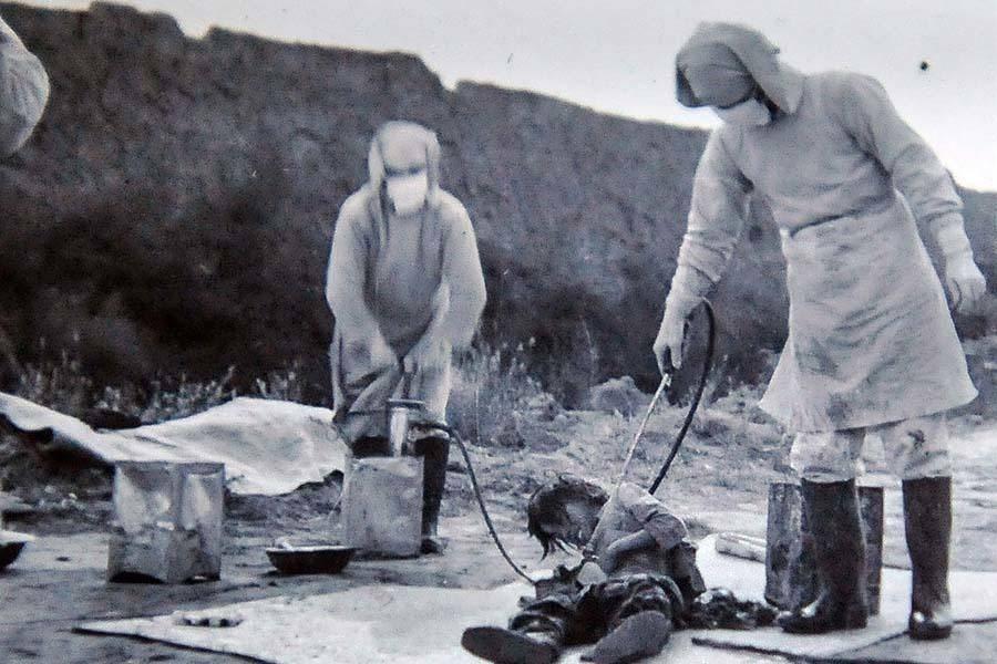 """731部队背后的邪恶""""天才""""——石井四郎扭曲的故事真相"""