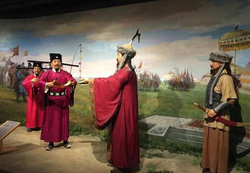 胡汉交融——契丹文化与中原文化之间的碰撞