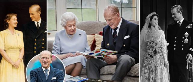 99岁菲利普亲王离世,他对身后事早有规划,要打破传统