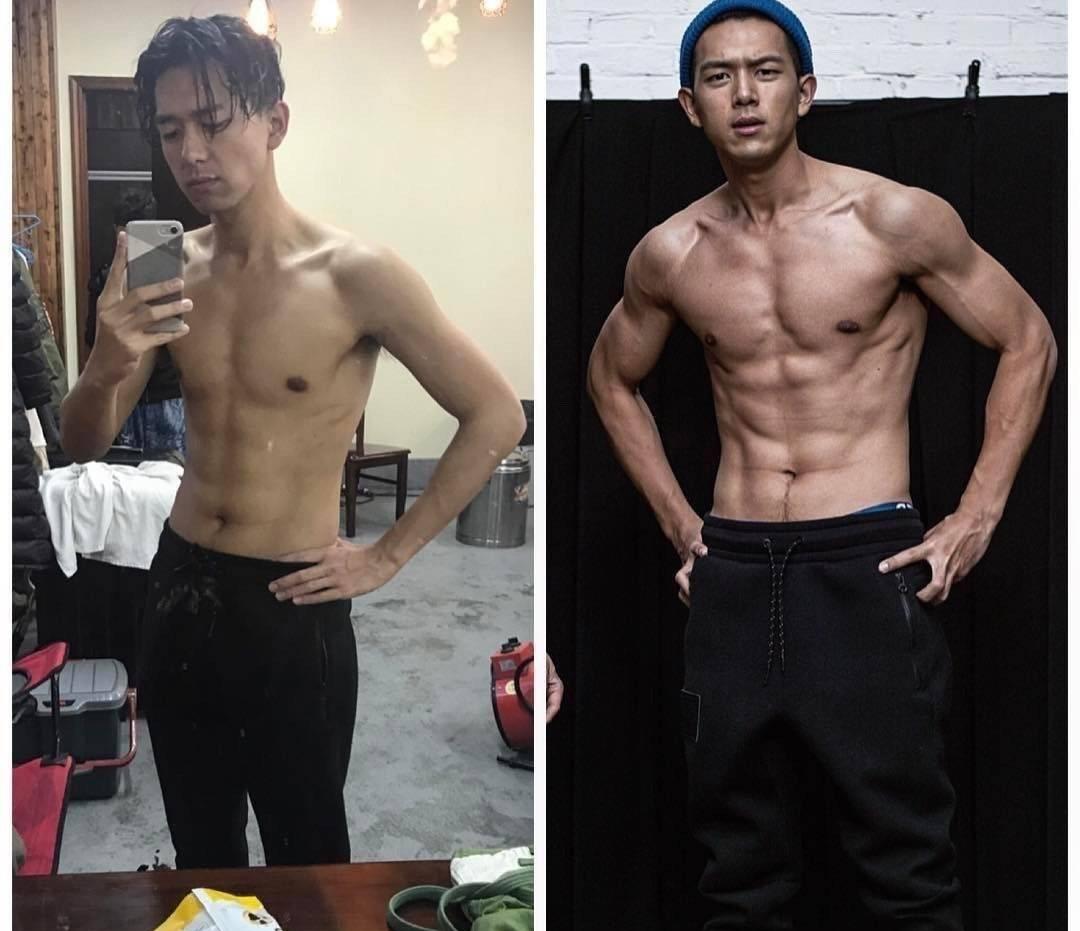 李現自稱不是偶像是演員,不抽煙不喝酒,每晚堅持健身超自律
