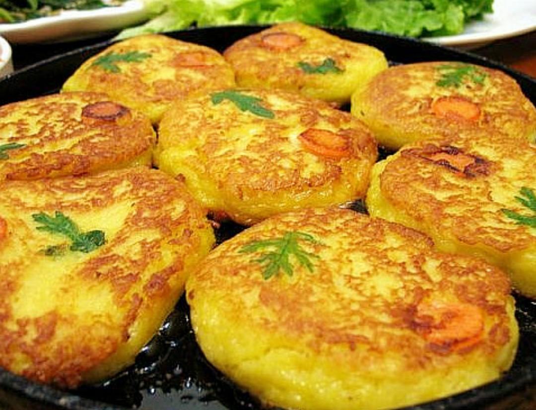 土豆的神仙吃法,不加一滴水营养丰富,老人孩子都抢着吃!超美味 美食做法 第1张
