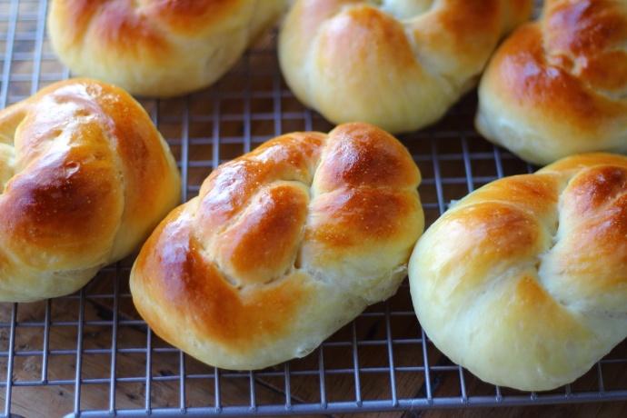 无需黄油即可轻松制作老式面包,柔软又拉丝,健康美味无添加! 美食做法 第19张