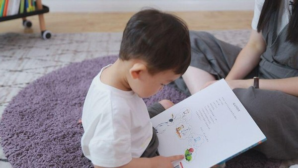 3-6岁家庭亲子游戏 让你真正寓教于乐