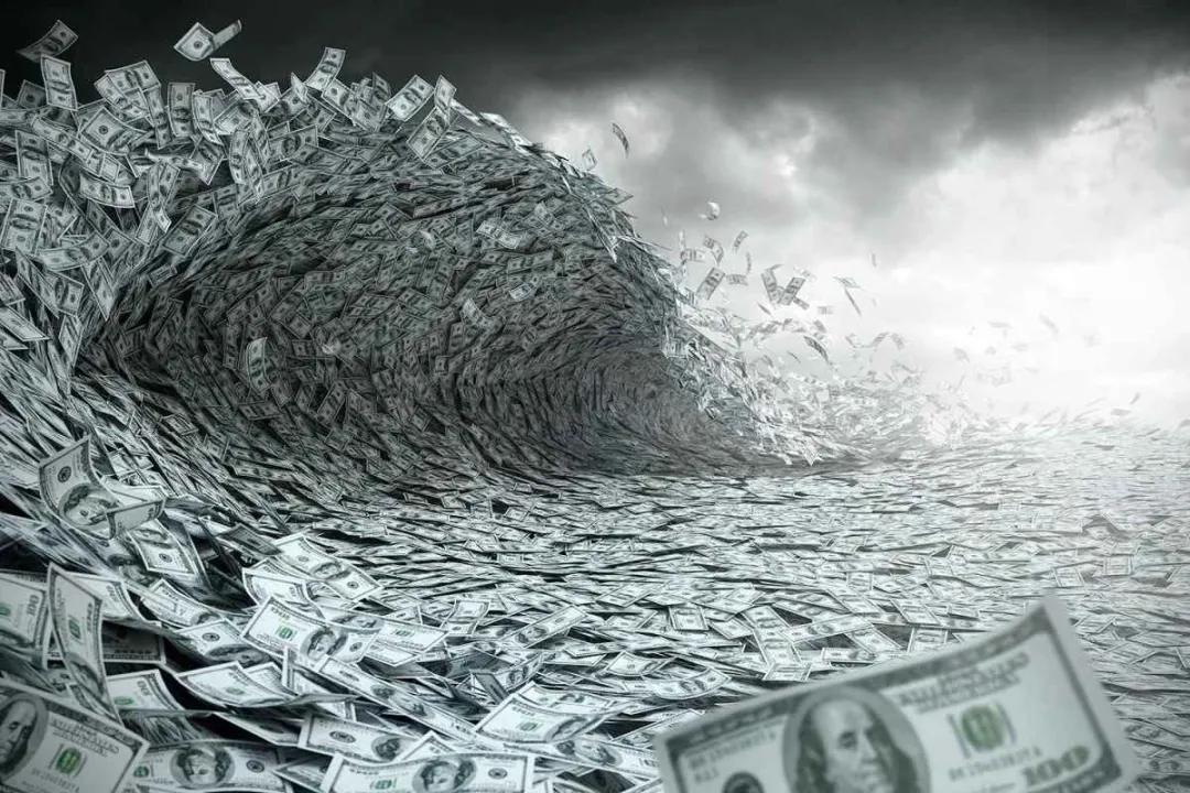 美国离彻底跌落神坛,也许只差一场通胀