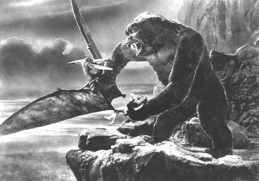 《哥斯拉大战金刚》中的金刚到底有多高?金刚的身高就是个谜!
