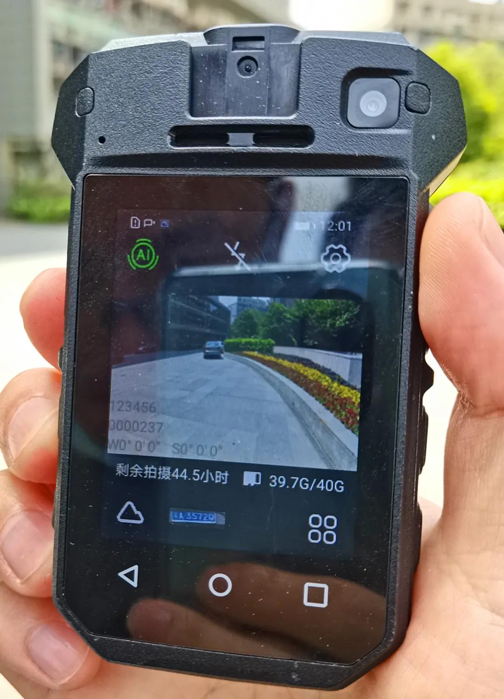 鼎桥EC520S:超高清、大广角、强续航视音频记录仪实测体验简报