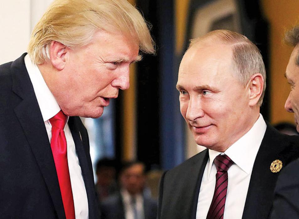 普京和美国死磕到底!被控间谍罪斯诺登获俄永久居留权,可能入籍