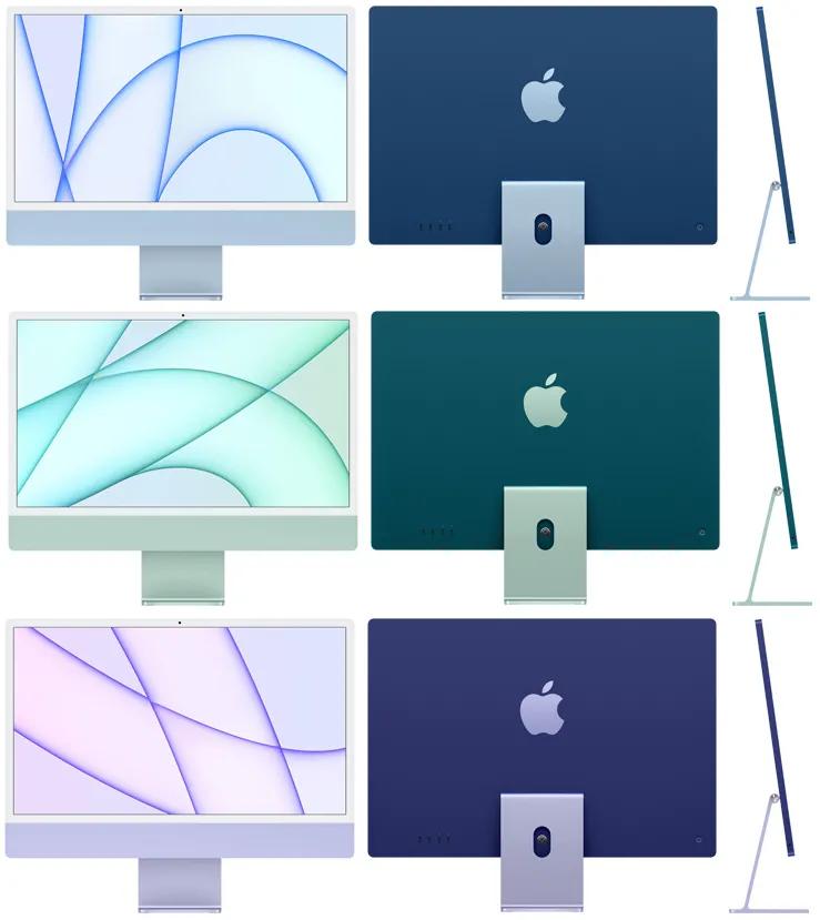 难以平复,老鸟点评苹果新发布的iMac一体机