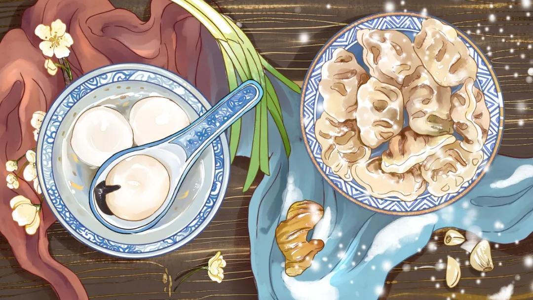 日本也有「冬至」却不吃饺子?